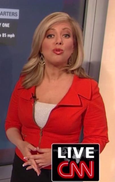 Bonnie Schneider hot CNN