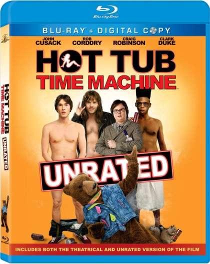 Hot Tub Time Machine (2010) BDRip